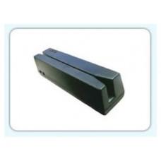 LECTOR DE BANDA MAGNETICA 3 PISTAS USB NEGRO (Espera 4 dias)