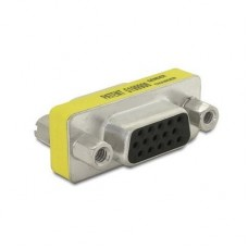 ADAPTADOR VGA HDB15/H-HDB15/H NANOCABLE (Espera 4 dias)