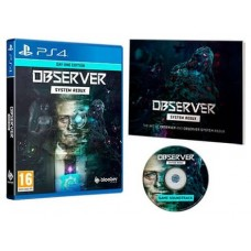 JUEGO SONY PS4 OBSERVER SYSTEM REDUX DAY ONE EDITION