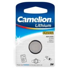 Boton Litio CR2032 3V (1 pcs) Camelion (Espera 2 dias)