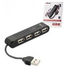 Trust Vecco 480 Mbit/s Negro (Espera 4 dias)
