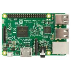 RASPBERRY PI 3 BOARD TYPE B 1GB (Espera 4 dias)