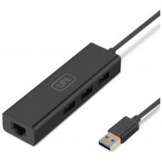 1LIFE HUB USB 3.0 con 4 puertos