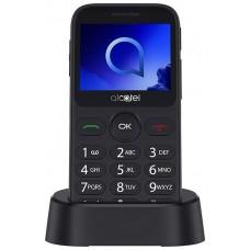 "Alcatel 2019G Telefono Movil 2.4"" QVGA Gris"