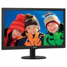 MONITOR 24 HDMI VGA DVI PHILIPS 243V5LHSB/00 FHD