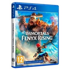 JUEGO SONY PS4 IMMORTALS FENYX RISING