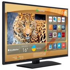 "TV HITACHI 32HB4T41 32"" HD SMART NEGRO USB HDMI NETFLIX YOUTUBE"