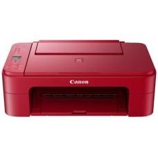 Canon Multifunción Pixma TS3352 Wifi Roja