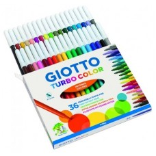 ROTULADORES GIOTTO 36 UDS