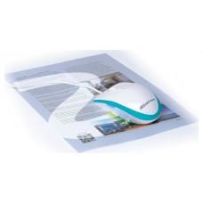 I.R.I.S. IRISCan Mouse Executive 2 Escáner y ratón en uno 400 x 400 DPI A3 Azul, Blanco (Espera 4 dias)