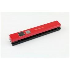 I.R.I.S. IRIScan Anywhere 5 1200 x 1200 DPI Escáner con alimentador automático de documentos (ADF) Rojo A4 (Espera 4 dias)