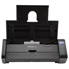 I.R.I.S. IRIScan Pro 5 Escáner con alimentador automático de documentos (ADF) 600 x 600 DPI A4 Negro (Espera 4 dias)