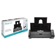 I.R.I.S. Desk 5 Pro Escáner de captura aérea A3 Negro (Espera 4 dias)