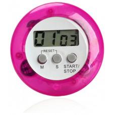 Cronómetro Digital de Cocina Kit Rosa (Espera 2 dias)