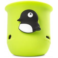 Altavoz Portátil Bluetooth Bone Play Pingüino Verde (Espera 2 dias)