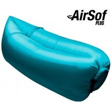 Sofá Hinchable AirSof Plus Azul (Espera 2 dias)