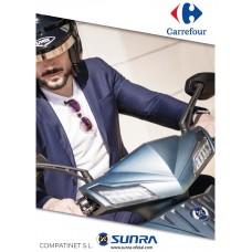 Poster A3 MIKU SUPER - SUNRA (Espera 2 dias)