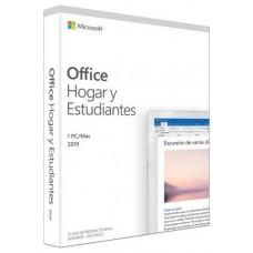 Microsoft Office Hogar y Estudiantes 2019 (Espera 2 dias)