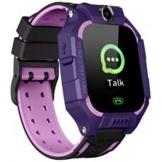 Reloj Teléfono Infantil GPS Brave Morado (Espera 2 dias)