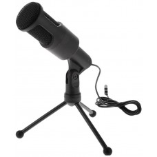 Micrófono Condensador USB + Mini Trípode (Espera 2 dias)