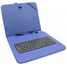 "Funda Tablet Teclado 8"" Azul (Espera 2 dias)"