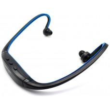 Auricular Diadema Sport MP3+Radio FM Azul (Espera 2 dias)
