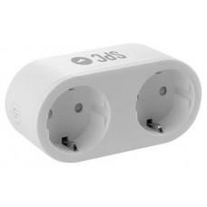 SPC Clever Plug Dual WiFi Enchufe Inteligente