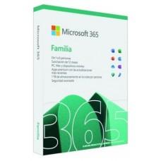 MICROSOFT 365 FAMI 6U 1A