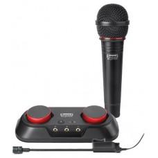 Creative Labs Sound Blaster R3 24 bit 48 kHz Negro, Rojo (Espera 4 dias)