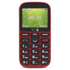 TELEFONO MOVIL DORO 1361 ROJO