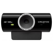 WEBCAM CREATIVE LIVE! CAM SYNC HD 720P USB NEGRA (Espera 4 dias)