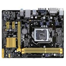 PB H81M-K 1150 uATX 2xDDR32xUSB 3.0,2xUSB 2.0, DVI