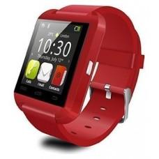 SmartWatch U8 Bluetooth Rojo (Espera 2 dias)