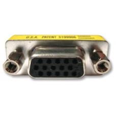 Kramer Electronics 15-pin HD (F/F) Negro (Espera 4 dias)