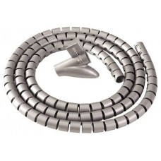 ORGANIZADOR CABLES ZIP 2M PLATA FELLOWES 9929801 (Espera 4 dias)
