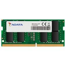 DDR4 4 GB 2666 Mhz. SODIMM ADATA (Espera 4 dias)