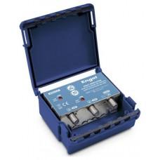 AMPLIFICADOR LTE ENGEL BLINDADO 2 ENTRADAS 40dB (UHF)