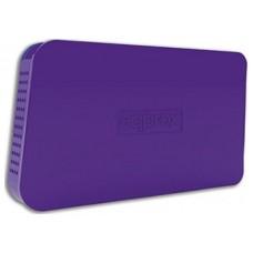"""CAJA EXTERNA USB 2.5"""""""" SATA PURPLE APPROX (Espera 4 dias)"""