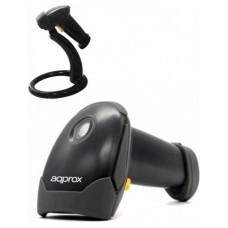 LECTOR LASER APPROX APPLS02 NEGRO USB (Espera 4 dias)