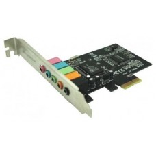 TARJETA DE SONIDO APPROX PCI EXPRESS 5.1 APPPCIE51