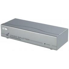 ATEN Distribuidor VGA de 4 puertos (350MHz) (Espera 4 dias)