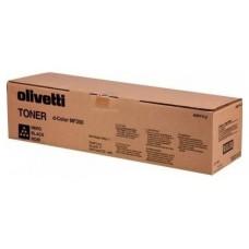OLIVETTI TONER NEGRO 24.500 PAG. D-COLOR MF/201 PLUS
