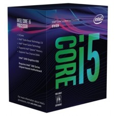 CPU INTEL i5 8600K COFFELAKE S1151