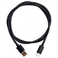 QNAP CAB-U310G10MAC cable USB 1 m USB 3.2 Gen 2 (3.1 Gen 2) USB A USB C Negro (Espera 4 dias)
