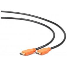 CABLE HDMI GEMBIRD MACHO MACHO 4K ALTA VELOCIDAD 1,8M