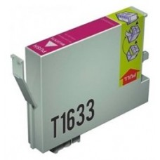 CARTUCHO GENERICO COMP. EPSON T1633 T1613 16XL MAGENTA (Espera 4 dias)