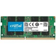 SODIMM 4GB 2666MHz CRUCIAL CT4G4SFS8266