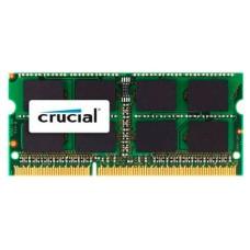 DDR3 SODIMM CRUCIAL 4GB 1600
