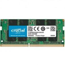 Crucial - DDR4 - 8 GB - SO-DIMM de 260 espigas - 2666