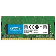 SODIMM 8GB 2400MHz CRUCIAL CT8G4SFS824A CL17 1.2V